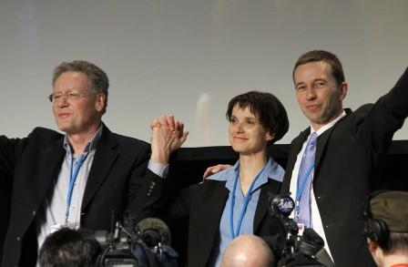 Allemagne : résultats prometteurs de l'AFD aux élections locales