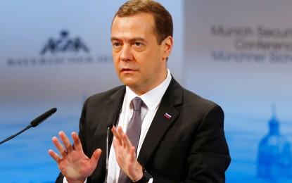 Russie : le gouvernement valide le plan anti-crise