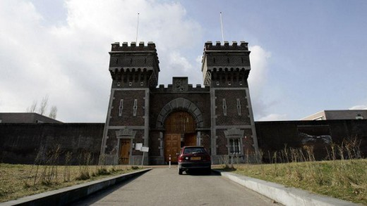 prisons-pays-bas