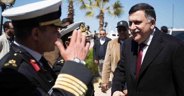 Libye : Des tensions accompagnent l'arrivée du chef du gouvernement d'union nationale à Tripoli