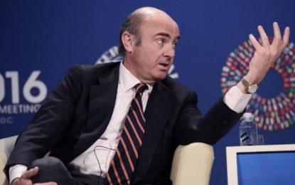L'Espagne revoit à la hausse les prévisions de son déficit public