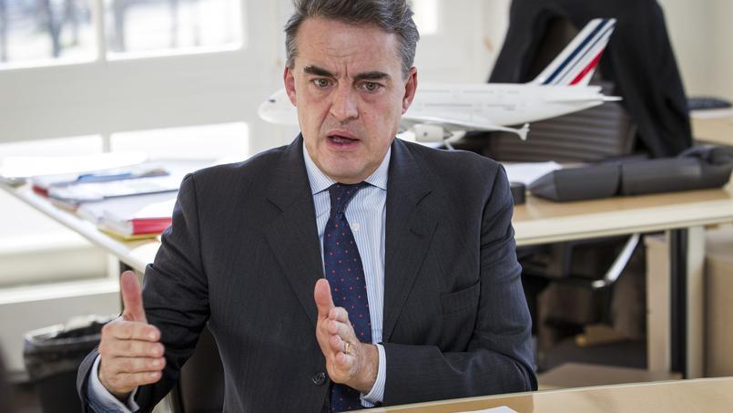 Départ du PDG d'Air France pour l'Iata