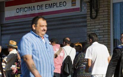 Le chômage fait du sur-place en Espagne