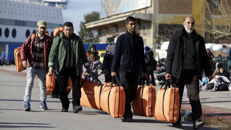 Accord UE-Turquie : L'Allemagne reçoit un premier groupe de réfugiés syriens