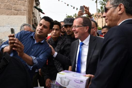 Libye : La mission des Nations Unies de retour à Tripoli