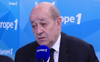 Le ministre français des Affaires étrangères se rendra en Irak pour parler des djihadistes étrangers