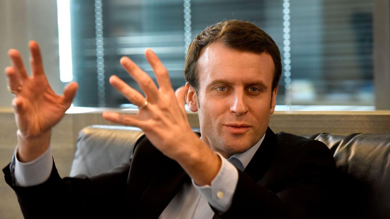 France : Emmanuel Macron lance son propre mouvement politique