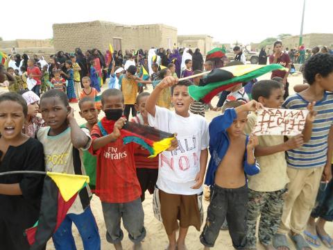 Mali : une manifestation contre les forces étrangères dégénère