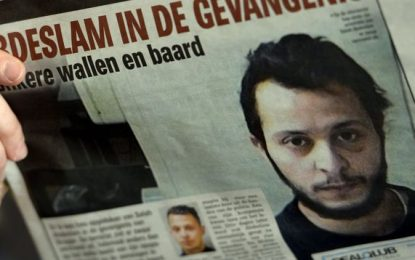 Belgique-Terrorisme: Salah Abdeslam inculpé pour «tentative de meurtre»