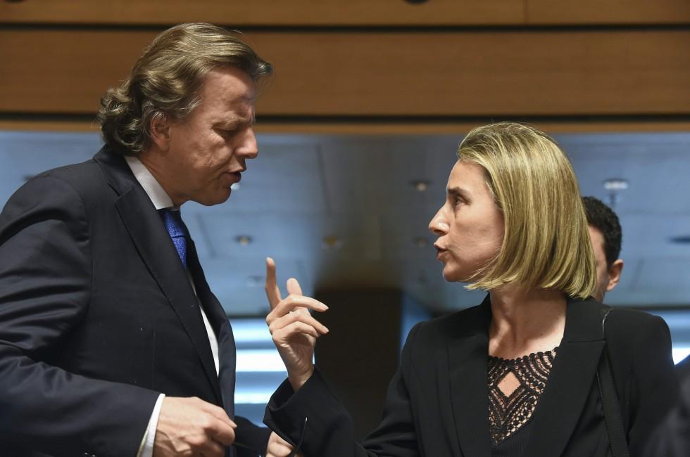 L'UE débloque 100 millions d'euros à titre d'aide au nouveau gouvernement libyen