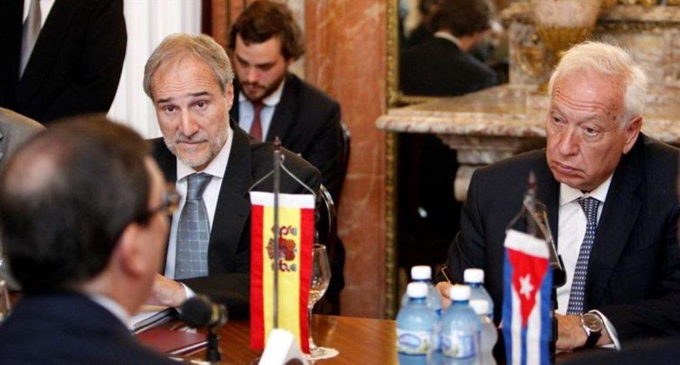 L'Espagne mène une offensive diplomatique et économique à Cuba