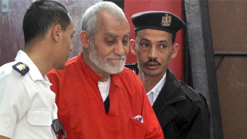 Egypte : Enième condamnation à la prison à vie pour Badie, «guide» des Frères musulmans