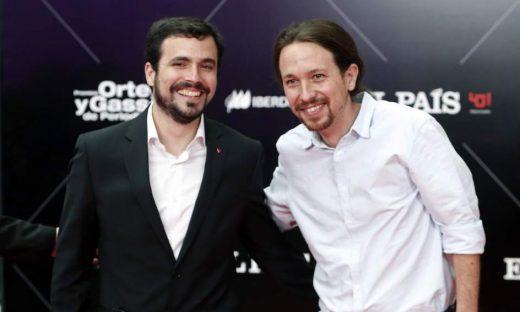 Podemos et Izquierda Unida