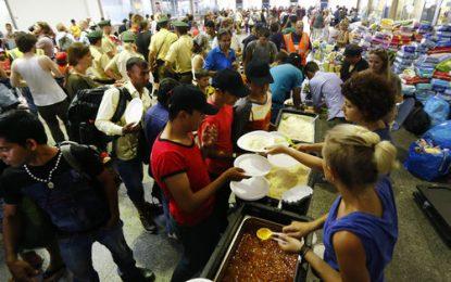 L'Allemagne va débourser plus de 100 milliards $ pour l'accueil des demandeurs d'asile
