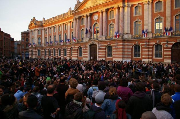 France: Le mouvement «Nuit debout» s'internationalise