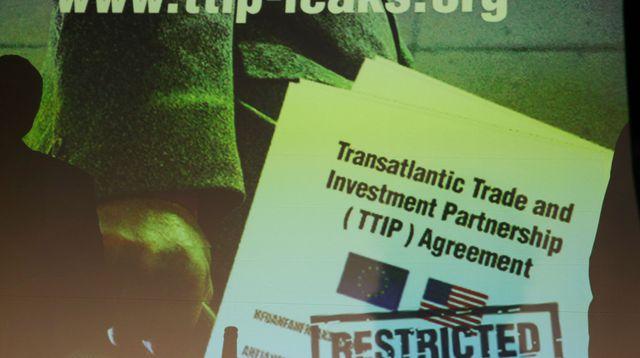 Révélations de Greenpeace sur l'accord de libre-échange USA/UE