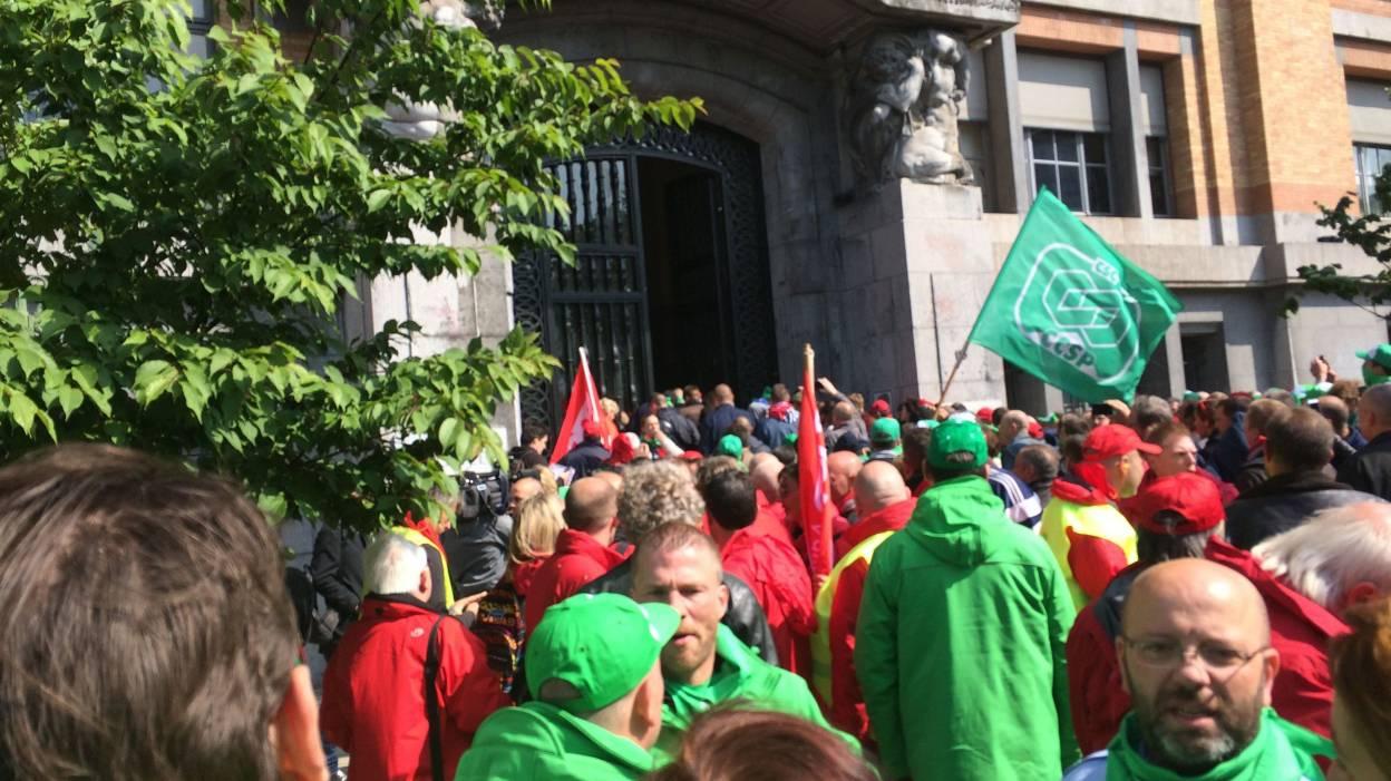 Belgique : la grève des gardiens pénitentiaires perdure