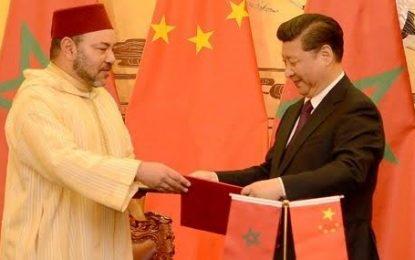 Chine – Maroc: signature d'un partenariat stratégique