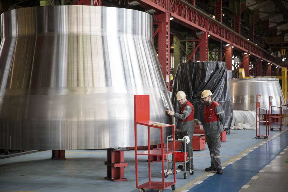 Le groupe nucléaire français Areva épinglé pour des pièces défectueuses