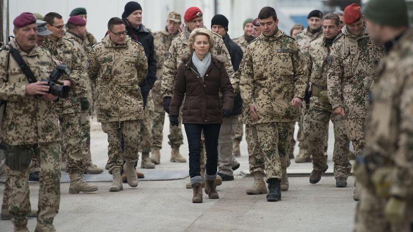 L'Allemagne projette d'augmenter ses effectifs militaires