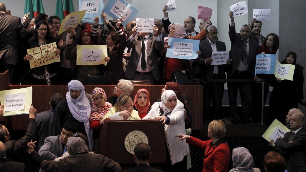 Algérie: la crise pétrolière aura eu raison des retraites anticipées