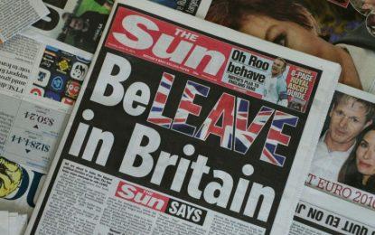 Les partisans du maintien du Royaume-Uni dans l'UE reprennent l'avantage