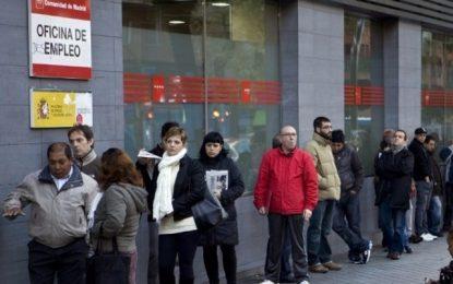 Le nombre de chômeurs en Espagne en dessous de la barre des 4 millions