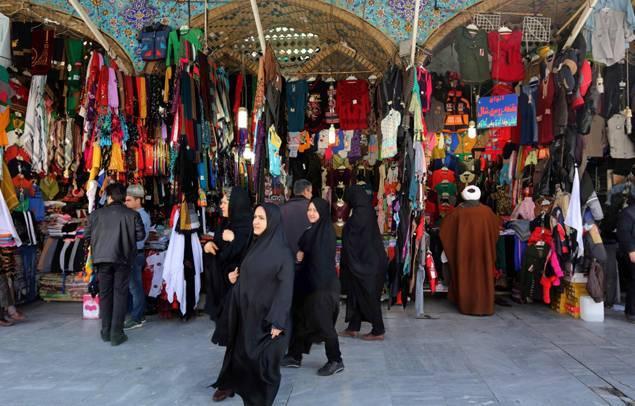 La relance économique en Iran tarde à se concrétiser