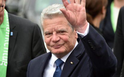 Le président allemand Gauck renonce à un second mandat