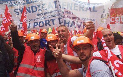 France : manifestation sous haute sécurité contre la loi Travail