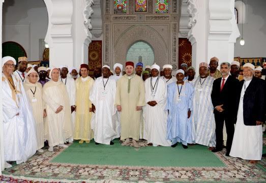Afrique: le Maroc crée une Fondation des Oulémas africains pour combattre le radicalisme