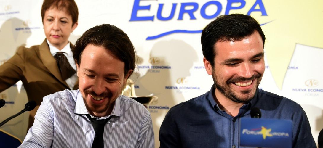 Espagne : la coalition de gauche Unidos Podemos bondit dans les sondages