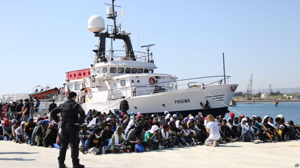 Italie : plus de 3.300 migrants secourus en Méditerranée