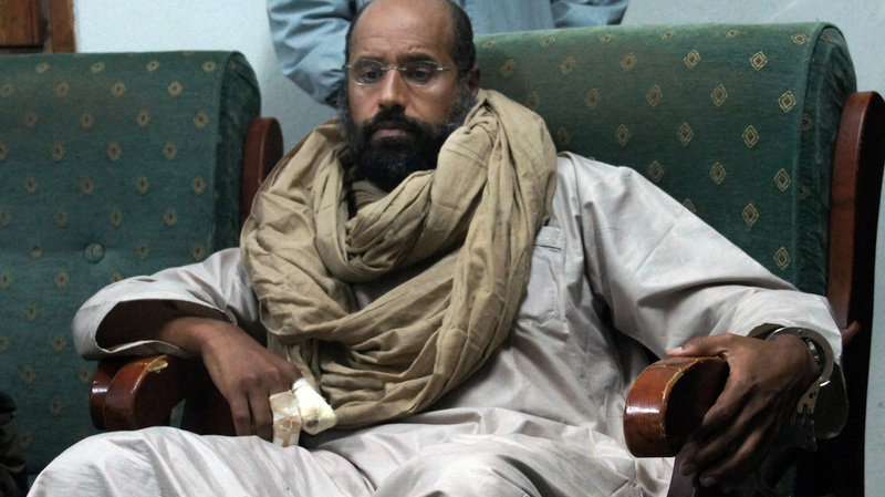 Libye : Seif al-Islam Kadhafi demande à la CPI d'abandonner ses  poursuites judiciaires