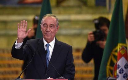 Maroc : visite officielle du président portugais