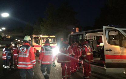 Allemagne : Quatre personnes agressées à la hache par un migrant afghan