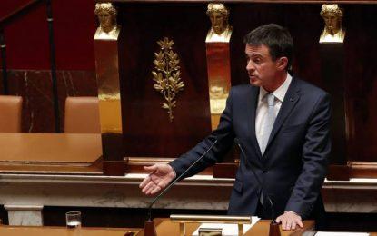 France : l'Assemblée nationale approuve la prolongation de l'état d'urgence