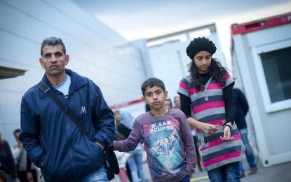 Le Luxembourg accueille un premier groupe de demandeurs d'asile relocalisés
