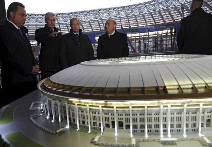 Russie: un palliatif au visa pour les fans de foot en 2018