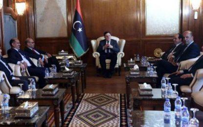 Libye : Le gouvernement d'union nationale s'installe dans des locaux officiels