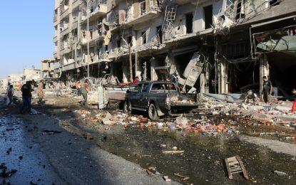 L'imminence d'une offensive de l'armée syrienne contre Idleb suscite des craintes
