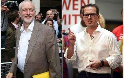 Royaume-Uni : les militants du parti travailliste appelés à se choisir un leader