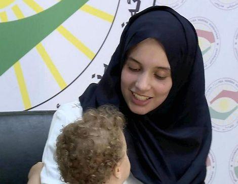 Arrestation aux Pays-Bas d'une Néerlandaise de retour de Syrie