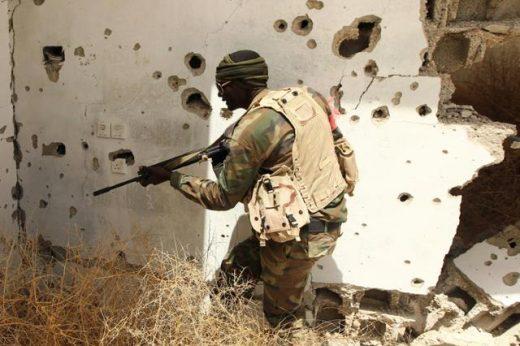 Libye-15-soldats-tues-dans-un-attentat-suicide-a-Benghazi