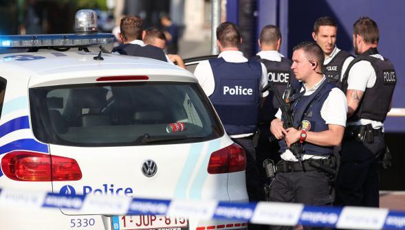 Belgique : Daech revendique l'attaque à la machette de deux policières