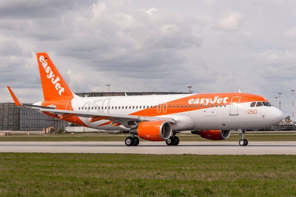 Pays-Bas : Les pilotes d'EasyJet en grève