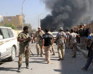 Libye : Neuf attaques djihadistes en une journée à Syrte