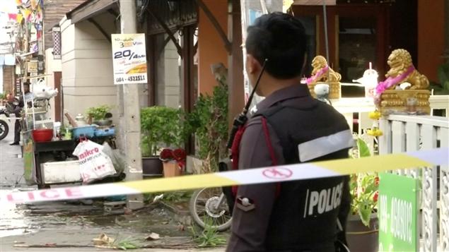 Thaïlande : Découverte d'autres engins explosifs non actionnés