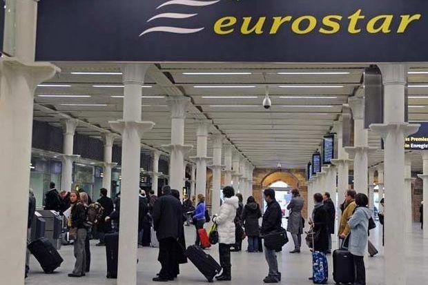 Grande-Bretagne : une partie du personnel d'Eurostar envisage sept jours de grève
