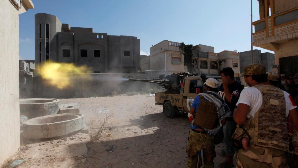 Libye : Les forces loyalistes livrent leur dernière bataille à Syrte